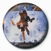Button AC/DC - BLOW UP