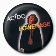 Button AC/DC - POWERAGE