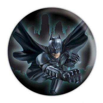 Button BATMAN - city