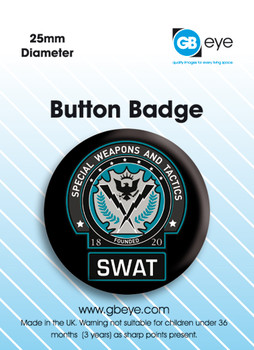 Button BATMAN - SWAT s.o.s.