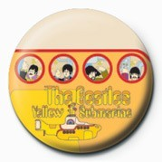 BEATLES (PORTHOLES) Button