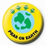 Button D&G (PEAS ON EARTH)
