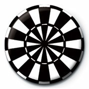 Button DART BOARD