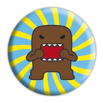 Button DOMO - raaar