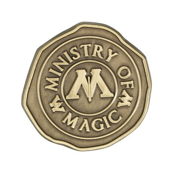 Button Harry Potter - Ministry of Magic