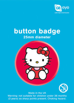 Button  Hello Kitty – Sat
