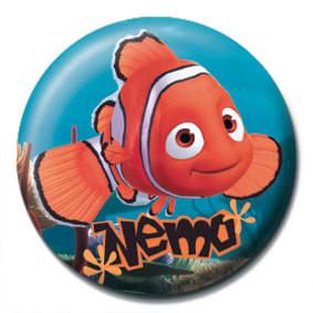 Button HLEDÁ SE NEMO - Nemo