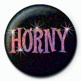 Button  HORNY