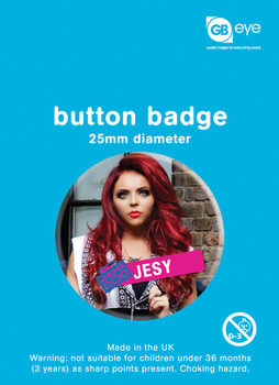 Button LITTLE MIX - jesy