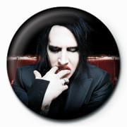 Button Marilyn Manson - Bite