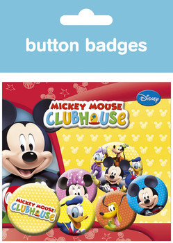 Button MICKEY MOUSE