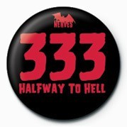 Button NERVES (333)
