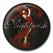 Button  NIGHTWISH - dancer