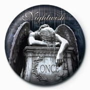 Button NIGHTWISH (ONCE)