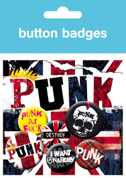 Button PUNK