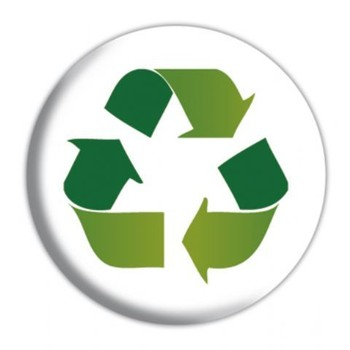 Button  RECYCLE