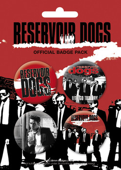 Button  RESERVOIR DOGS