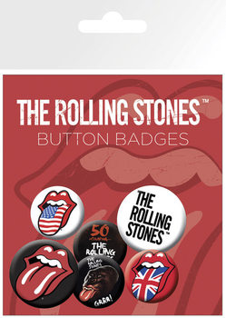 Button ROLLING STONES