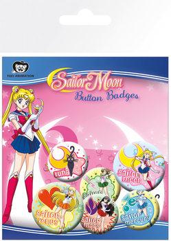 Button  Sailor Moon