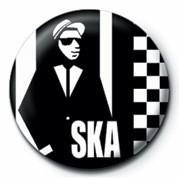 Button SKA - SKA MAN
