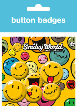 Button SMILEY