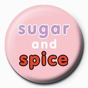 Button  Sugar & Spice