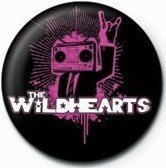 WILDHEARTS (RADIOHEAD) Button