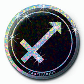 Button ZODIAC - Sagittarius
