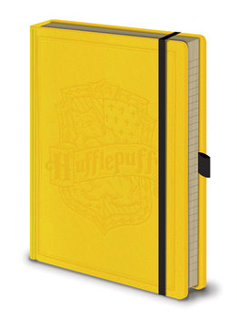 Cahier Harry Potter - Poufsouffle A5 Premium