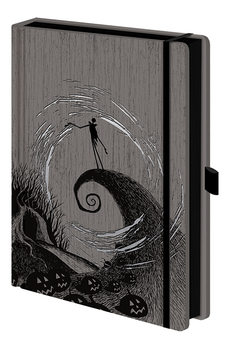Cahier Nightmare Before Christmas - Moonlight Madness