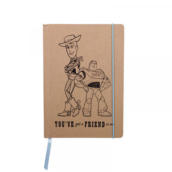 Cahier Toy Story - Woody and Buzz A5