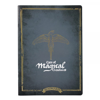 Harry Poter - Magical Creatures A4 Cahier