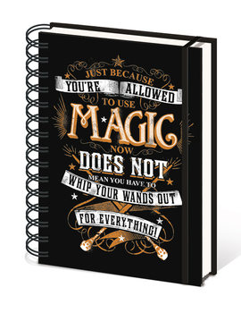 Harry Potter - Magic Cahier