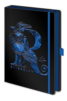 Harry Potter - Ravenclaw Foil Cahier