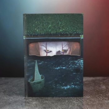 IT - Pennywise Cahier