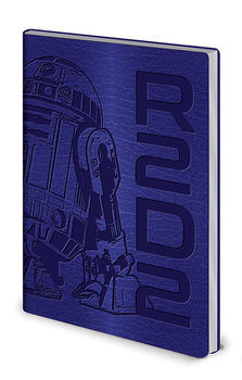 Star Wars - R2-D2 Cahier