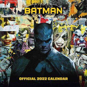 Batman Calendar 2022