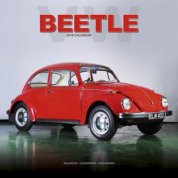 Beetle Calendar 2021