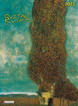Gustav Klimt Calendar 2022