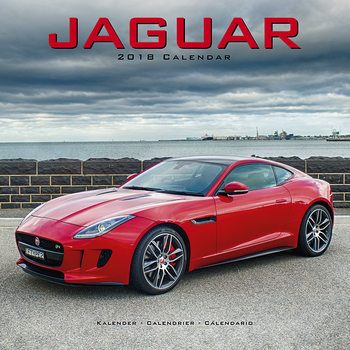 Jaguar Calendar 2021