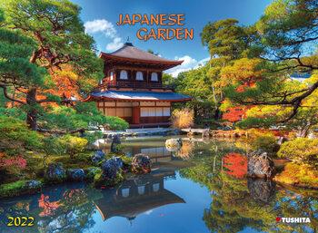 Japanese Garden Calendar 2022