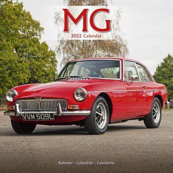 MG Calendar 2022
