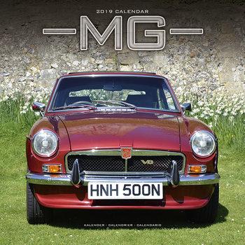 MG Calendar 2021