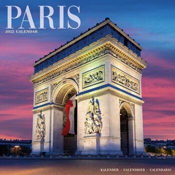 Paris Calendar 2022