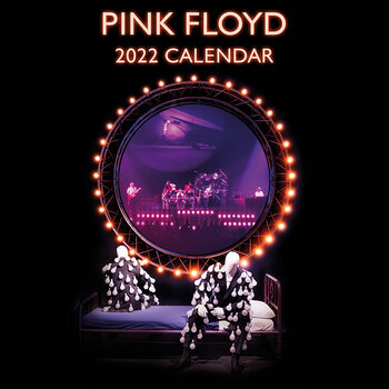 Pink Floyd Calendar 2022
