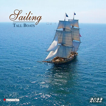 Sailing Tall Boats Calendar 2022