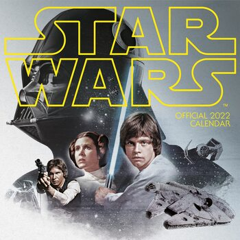 Star Wars - Classic Calendar 2022