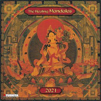 The Healing Mandalas Calendar 2021