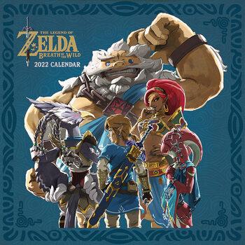 The Legend of Zelda Calendar 2022