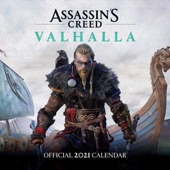 Assassin's Creed: Valhalla Calendar 2021